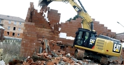 Des maisons inachevées détruites en Lorraine à cause de malfaçons | Malfaçon construction | Scoop.it