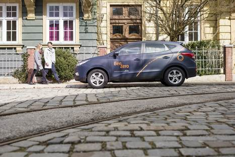 New Munich Carsharing Service Uses Hyundai Fuel Cell Vehicles | car batteries | Scoop.it