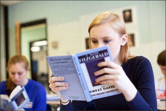 Study: Novel Reading Generates Sustained Boost in Neural Connectivity   Reading & Writing at SRHS   Scoop.it
