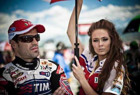 Miller Race2 - Grid | Althea Racing Official Facebook | Ductalk Ducati News | Scoop.it