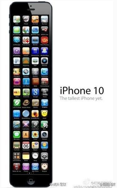 L'iPhone del futuro | WEBOLUTION! | Scoop.it