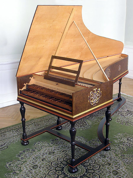 2005 Mietke Harpsichord   Virtual Pipes   Scoop.it