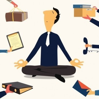How to Help Employees Manage Workplace Stress | HR Knowledge Hub. | Scoop.it