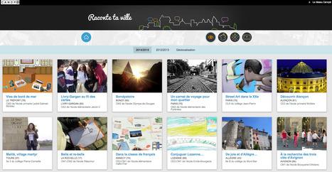 [#Webdoc des CM1 et CM2] Un véritable voyage dans Le Tréport d'hier et d'aujourd'hui. #RaconteTaVille | actions de concertation citoyenne | Scoop.it