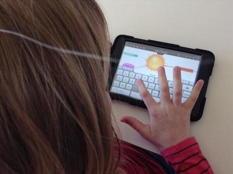 Cartes mentales sur tablettes au primaire | Ressources informatique et classe | Scoop.it