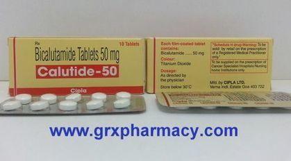 Calutide (Bicalutamide Tablets) | Grxpharmacy | Scoop.it