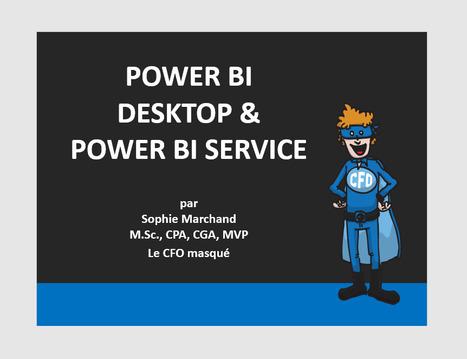 À télécharger: Présentation et vidéo du webinaire sur Power BI Desktop et Power BI Service | Intelligence d'affaires | Scoop.it