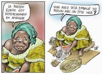 Et la vendeuse de poissons dans tout ça? La copie privée en Afrique, une exception au droit d'auteur trop souvent froissée - AFROLIVRESQUE | Littérature africaine : Actualité | Scoop.it