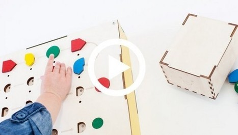 """Primo, un """"juguete"""" para enseñar programación a niños a partir de 3 años   PENSANDO Y EDUCANDO EN TIC   Scoop.it"""