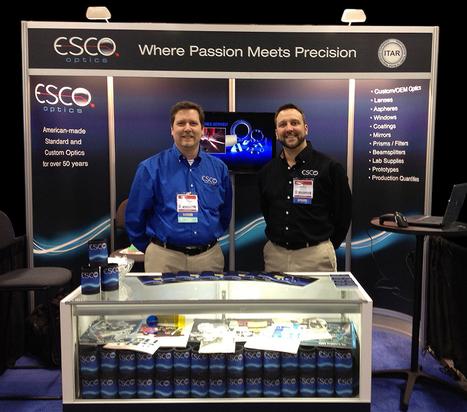 SPIE Photonics West Tradeshow 2014 - A Recap | Esco Optics | Scoop.it