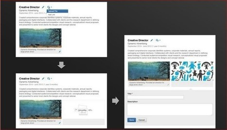 LinkedIn profiles get visual enhancement | Business in a Social Media World | Scoop.it