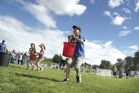 Payson kids dive into water conservation session | CALS in the News | Scoop.it