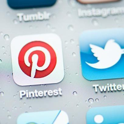 Social Media Users Say Pinterest Is as Popular as Twitter - Mashable | Living on the edge. | Scoop.it