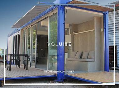 Construction un concept innovant maison conta for Maison container green habitat