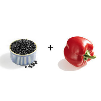 """11 Superfoods That Work Better Together (""""some foods which come in combination"""") 