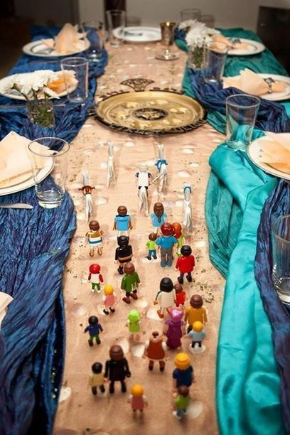 Who's at the Table? | Jewish Education Around the World | Scoop.it