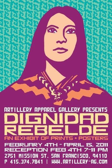 Dignidad Rebelde's Fantastic Art and Posters   Art Ed   Scoop.it