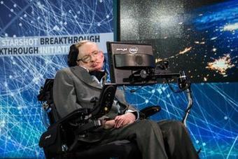 Roma, Stephen Hawking dimesso dal Gemelli   My city Rome   Scoop.it