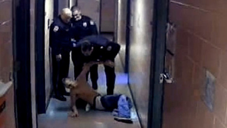 Two NH cops fired for excessive force against prisoner | SocialAction2015 | Scoop.it