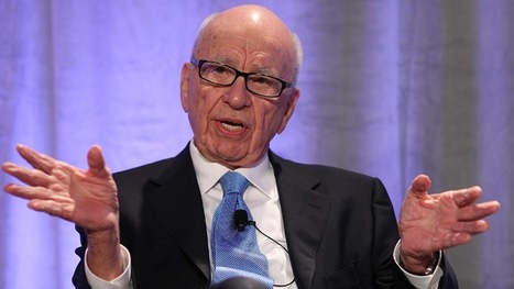 News Corp. Considering Split Into Two Companies (Report) | TV Trends | Scoop.it