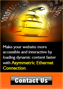 Asymmetrical Ethernet Connectivity Enables your Website to Load Faster | Ethernet, MPLS, IP Flex, VoIP, Long Distance Services & more | Scoop.it