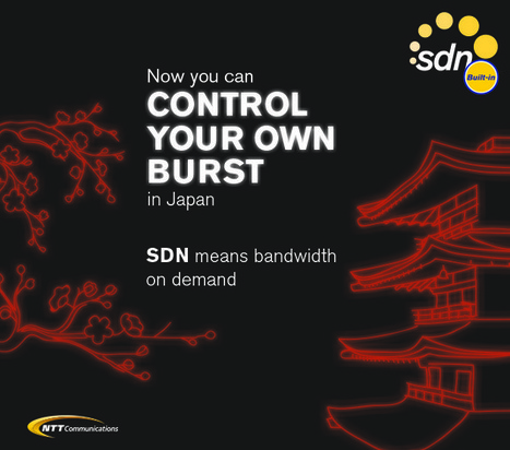 Tokyo and Yokohama First to Get SDN from NTT Com | quit cool | Scoop.it