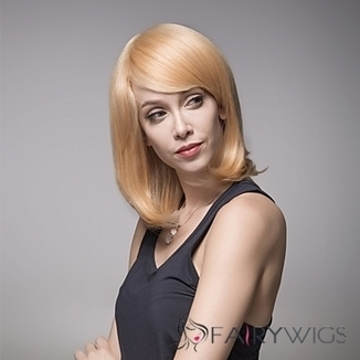 Fashion Bob Style Capless Virgin Remy Human Hair Hand Tied -Top Medium Emmor Wigs : fairywigs.com | African American Wigs | Scoop.it
