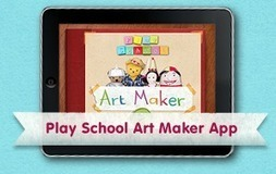 Play School - Make And Do - ABC4Kids | Digital Technology in the Early Years | Scoop.it