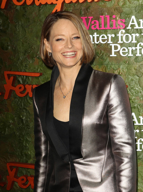 Alexandra Hedison and Jodie Foster: Married! - The Hollywood Gossip | Celebrity News And Gossips | Scoop.it