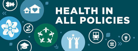 Health in All Policies | AD for Policy | CDC | TODAYS HEALTH | Scoop.it