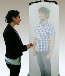 Universidad canadiense desarrolla sistema de telepresencia con hologramas 3D | VIM | Scoop.it