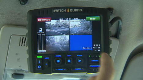 New technology allows police cruisers to record nearly everything - CBS News | Technology Developments | Scoop.it