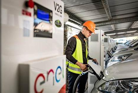 Nissan-Enel: inaugurato hub per la ricarica di veicoli elettrici | NEWS ENERGIE RINNOVABILI - Canale All News: Fotovoltaico, Eolico, Solare termico, Reti, Efficienza energetica, Mobilità, etc. | Scoop.it