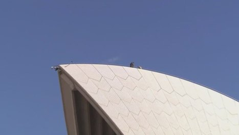 Scottish Ten Project - 3D Scanning of the Opera House - Play - Sydney Opera House Video Portal | Digital Age in Cultural Organisations | Scoop.it