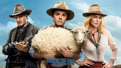 Watch A Million Ways to Die in the West Online Full Movie Free Streaming Download Megashare Putlocker Viooz | Watch Movies Online | Scoop.it