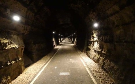 Britain's longest cycling tunnel to open - Telegraph | Local Economy in Action | Scoop.it