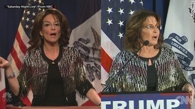 Bristol Palin: Tina Fey sounds nothing like my mom - CNN Video | AP Human Geography Digital Knowledge Source | Scoop.it