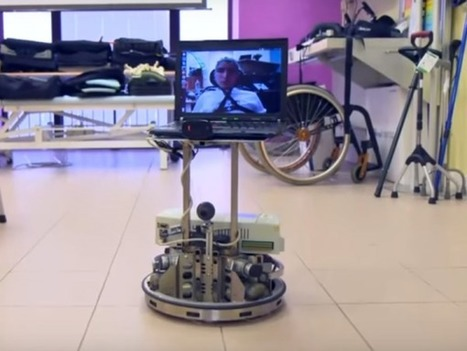 This Telepresence Robot can be Navigated via Mind Control | Internet of Things - Technology focus | Scoop.it