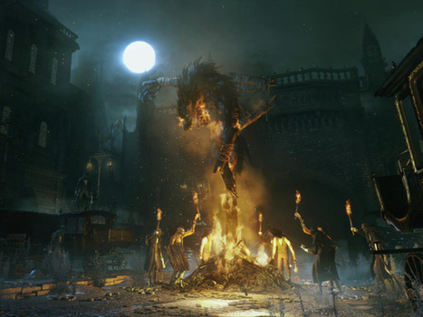 Bloodborne interview: Producer Masaaki Yamagiwa discusses the PS4's ultra ... - Financial Post   HungryGamer   Scoop.it