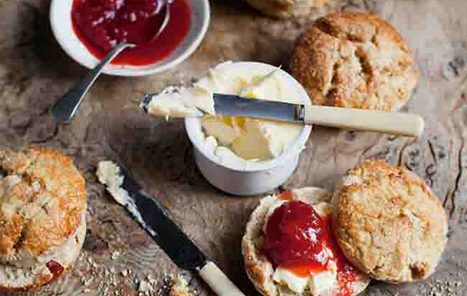 Mother's sweet white scones recipe | Of Interest to Friends of Ireland | Scoop.it