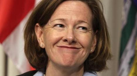 Taxpayers footing the bill for Redford blitz   Politics in Alberta   Scoop.it