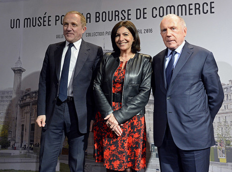 François Pinault installera sa collection d'art contemporain à la Bourse de commerce de Paris | Art contemporain et culture | Scoop.it