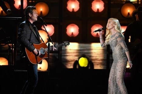 Blake Shelton and Gwen Stefani Bring Sweet Duet to Billboard Music Awards | Country Music Today | Scoop.it