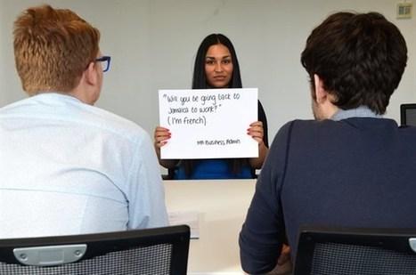 9 questions (très) déplacées posées en entretien d'embauche   conseils emploi   Scoop.it