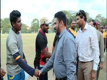 (Video) Tillakaratne Dilshan chief guest at Asi Disi cricket tournament | Sri Lanka Cricket | Scoop.it