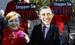 Leaked TTIP documents cast doubt on EU-US trade deal | Sustain Our Earth | Scoop.it