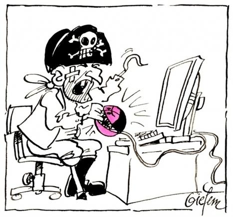 Le droit d'auteur à l'épreuve d'Internet - Information - France Culture | Veille de l'édition scientifique | Scoop.it