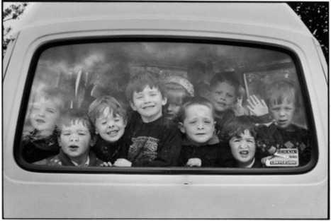 "Cibo e arte/ Lavazza con il fotografo Elliott Erwitt per ""Fifty Kids"" - Libero News 