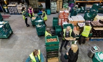 FareShare redistributed a record number of meals last year, but it's just 'the tip of the food waste iceberg' | Resource Magazine | Zero Waste Europe | Scoop.it