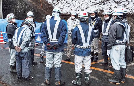 Des SDF nettoient Fukushima   Japon : séisme, tsunami & conséquences   Scoop.it